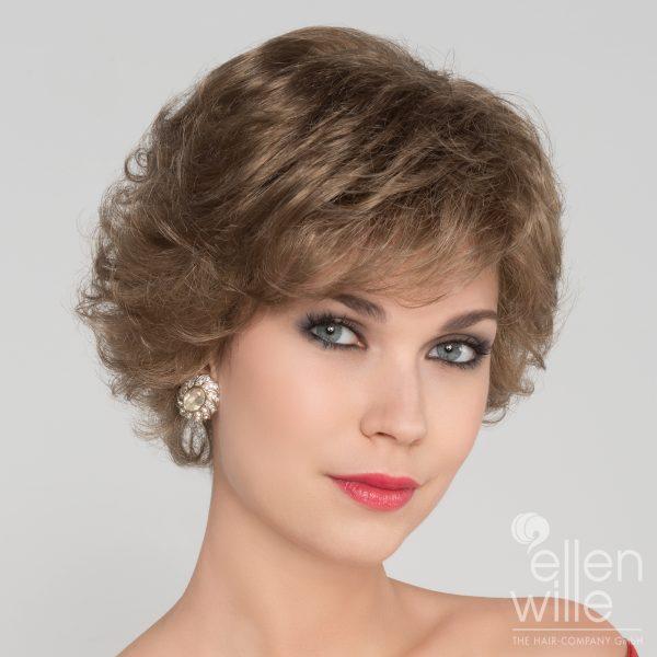 peruca clasica cu par ondulat scurt