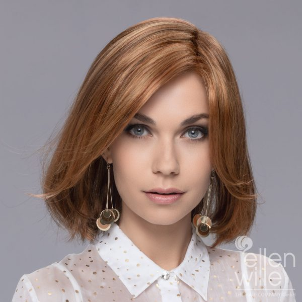 Peruca bob roscata Ellen Wille model Flirt